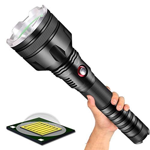 LTM SDT Wiederaufladbare super helle LED-Taschenlampe wasserdicht 350 Lumen Xenon-Lampe