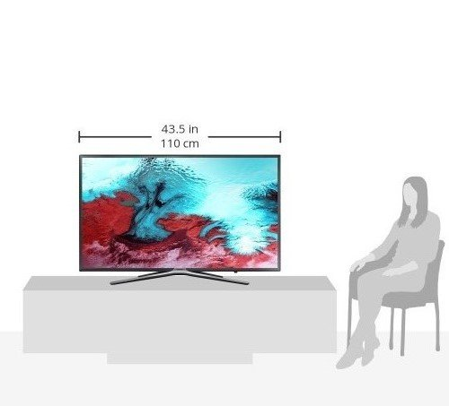 Samsung UE49K5579 - 7