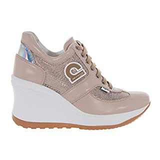Agile By Rucoline Women's 38572 Trainers Beige Size: 3 UK