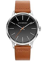 Reloj Viceroy Caballero 42279-27 Piel Marrón