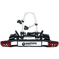 Westfalia-Automotive 350036600001 Fahrradträger BC 60 (Modell 2018) für die Anhängerkupplung