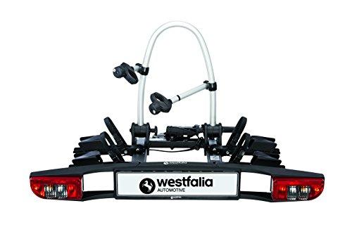 Westfalia BC 60 (Modell 2018) Fahrradträger für die Anhängerkupplun...