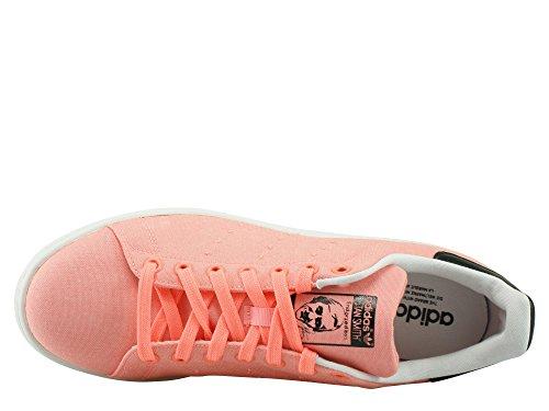Adidas Stan Smith Man Formateurs Corail / Blanc