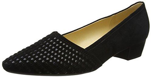 Gabor Fashion, Escarpins Femme Noir (schwarz 17)