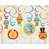 Fisher Price Circus 1st Birthday Hanging...