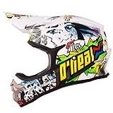 Oneal 3 Series Crawler Motocross Helmet