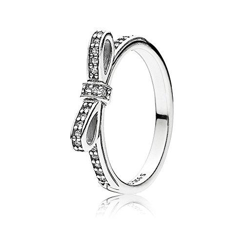 Pandora - 190906cz-56, anello in argento 925 donna, 16