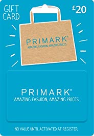 Primark £20 Gift Card - by Post