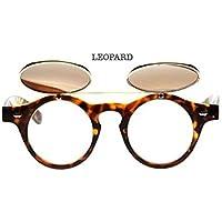 FreshGadgetz 1 Set di Occhiali da sole con doppia combinazione: occhiali da sole e da lettura, alla moda, per donne e uomini