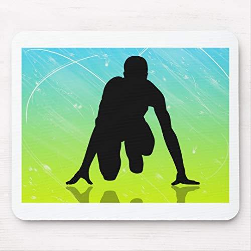JAMILA Laufen - Leichtathletik Laufen - Leichtathletik Mousepad