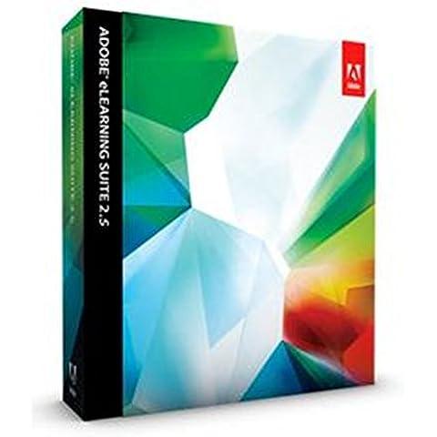 Adobe eLearning Suite 2.5, Win, Upgrade, EN - Programa educativo (Win, Upgrade, EN, 9523 MB, 1024 MB, Intel P4, AMD Athlon 64,