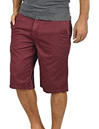 SOLID Viseu - Pantalon Chino Short - Homme