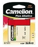 Lasermax Flachbatterie CAMELION Plus Alkaline 4,5 V, Typ 3LR12, 1er Pack