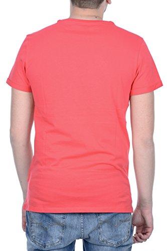 GUESS JEANS UOMO M72I56I3Z00 T-shirt Harren Rot