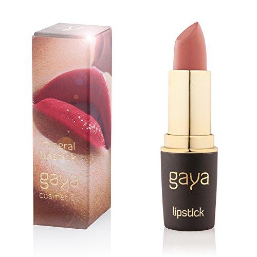 Mineral Lippenstift Active Moisturizing Formel – 523 Shade Intensiv Langanhaltend Atemberaubend Fantastisch volle und weiche Lippen – 4.5g