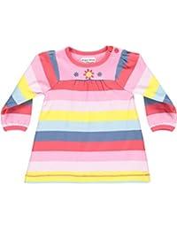 Phister & Philina Baby Girls' Ditte Multi Kleid Dress
