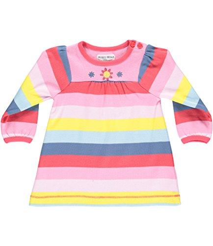 08455a404 Phister & Philina Ditte Multi Kleid Vestido, Mehrfarbig Berry Tea, 86 cm  para Bebés