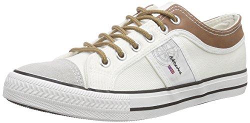 Mulheres Nebulus Sneakers Colorado Brancas (branco)