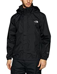 The North Face Resolve Giacca da Uomo, Nero, L