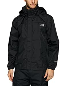 The North Face Waterproof Resolve Men's Outdoor Jacket available in Tnf Black Size Small