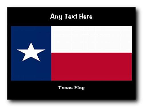 Tovagliette all'americana, motivo: bandiera del Texas