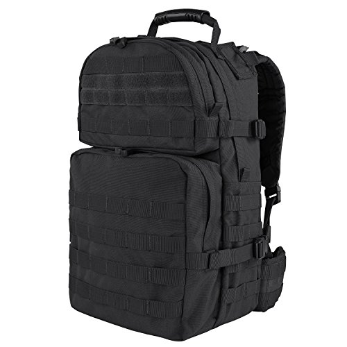 CONDOR 129-002 Medium Modular Assault Pack 2 Black -