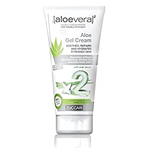 ZUCCARI [aloevera]², Gel corpo all'Aloe vera, 150 ml