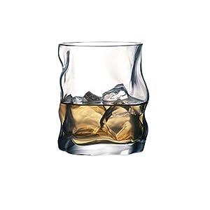 Bormioli Rocco Sorgente - Whisky-Tumbler - 420 ml - 2 Stück