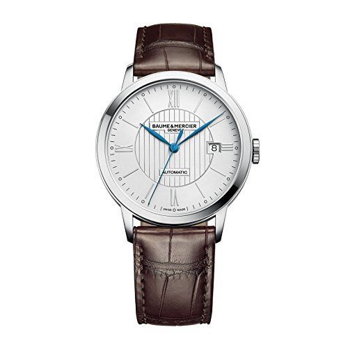 baume-mercier-nuova-mens-herrenhuhr-classima-10214-orologio-automatico-40-mm
