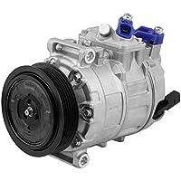 Yogasada Compresor de Aire Acondicionado 31658578 Compresor de Aire Acondicionado para Audi A3 8P1 A3 Cabriolet