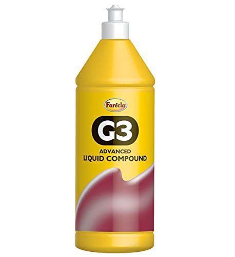 g3 politur Farécla G3 Schleifpolitur Advanced Liquid Schleifpaste Politur 700g AG3-700