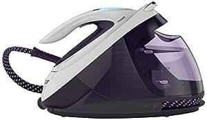 Philips GC9665/30 Centrale Vapeur PerfectCare Elite Plus, 7,7 bar effet pressing jusqu'à 540g