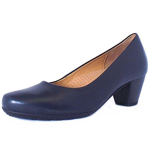 Gabriela Sabatini Brambling - Scarpa col tacco, , taglia Blu  (Blue Leather)