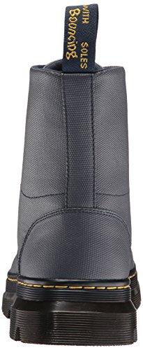 Dr. Martens Unisex-Erwachsene Combs Indigo Waxy Coated Combat Boots Blau (Indigo)