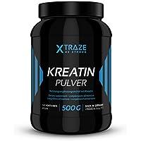 Kreatin Creatine Monohydrat Pulver 500g – vegan 100% rein Qualität aus Deutschland preisvergleich bei fajdalomcsillapitas.eu