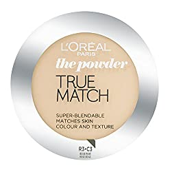 LOreal Paris True Match the Powder, Rose Beige, 9gm