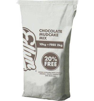 Edlyn Mudcake al Cioccolato Mix 10 kg+2 kg Gratis 12kg