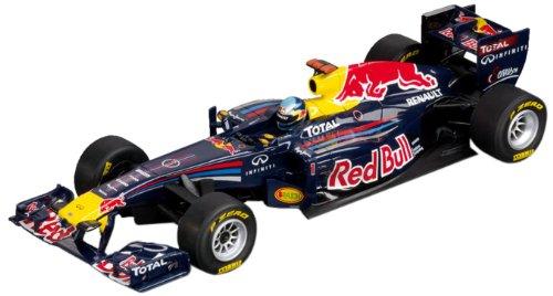 Carrera Digital 132 - 20030628 - Voiture Miniature et Circuit - Red Bull RB7 - Sebastian Vettel - No.1