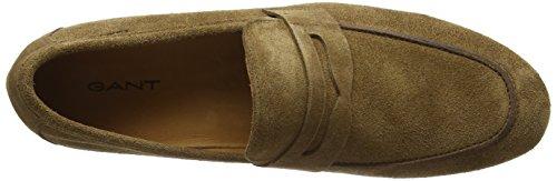 Gant Enrico, Mocassins (loafers) homme Marron - Brown (Tobacco Brown G42)