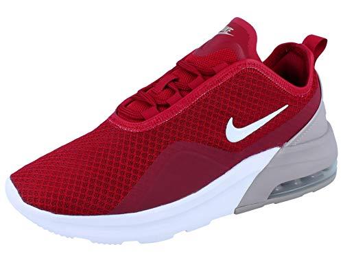 Nike Damen Sneaker Air Max Motion 2 Women's rot/Weiss - 6.5/37.5 (Rot Nikes Womens)
