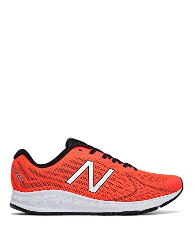 New Balance Men's Men's Vazee Rush V2 Orange Sneakers In Size 45 D Orange