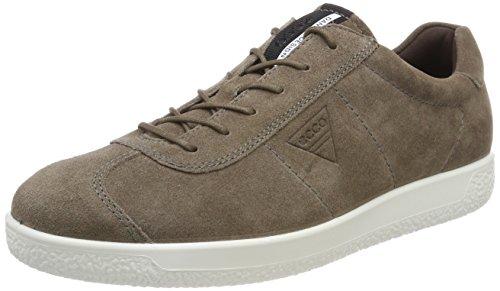 Ecco Herren Soft 1 Sneaker, Braun (Espresso), 43 EU
