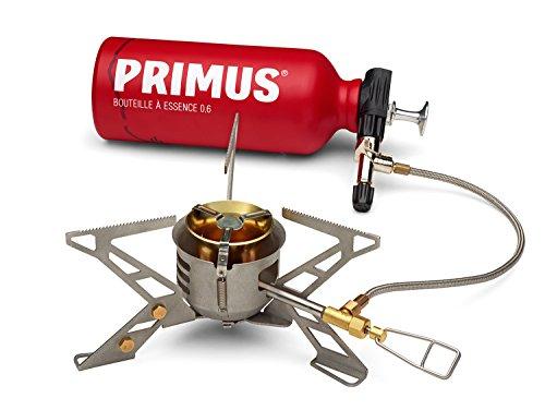 Primus Kocher OmniFuel II mit Brennstoffflasche -