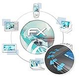 atFolix Schutzfolie passend für DOOGEE Y100X Folie, ultraklare & Flexible FX Bildschirmschutzfolie (3X)