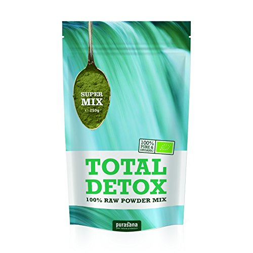 Super Smoothie Mix (Purasana Total Detox Mix BIO 250g)