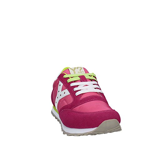 YNOT S17-AYW407BFUXWE Sneakers Donna Fucsia