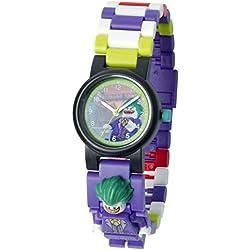 LEGO Batman Movie The Joker Minifigure Link Children's Watch