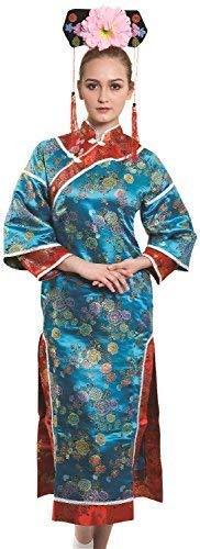 Damen Geisha Mädchen Japanisch Nationalkostüm Orientalische Karneval Nacht Party Spaß Kostüm Kleid - Geisha Mädchen Kostüm Für Erwachsene