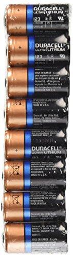 Preisvergleich Produktbild DL123A Duracell Ultra Lithium 8 Batteries-CR123A Size: Ultra Lithium 123 - 8 Count, Model: DL123A, Gadget & Electronics Store
