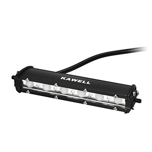 LED Arbeitsscheinwerfer Lichtleisten KAWELL 18W Cree Chips LED Auto Beleuchtung Flutlicht Off-road Nebelscheinwerfer Tagfahrleuchten für 4X4 Traktor Bagger SUV UTV ATV (Angeln-leuchten Für Boote)